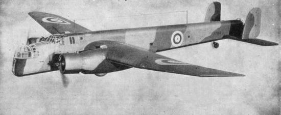 Whitley Mk I