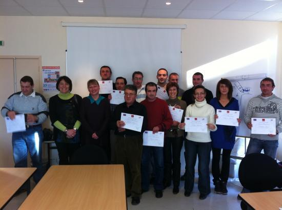 Certification des Maitres d'Apprentissage de l'Aveyron
