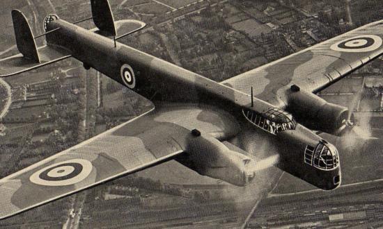 Whitley Mk II