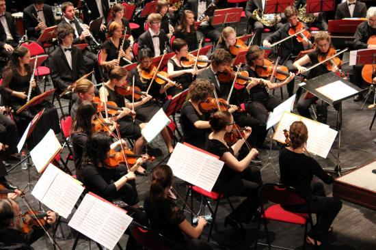 concert brive 2011 violons
