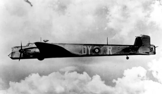 Whitley Mk V