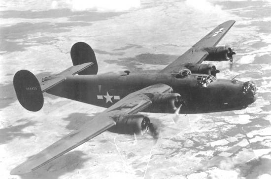 Meilleur que le B-17 mais moins connu