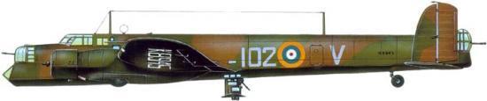 Whitley Mk III