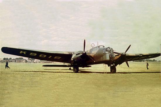 Whitley Mk IV