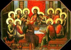 Méthode pour le Saint Rosaire et ses Mystères Cene