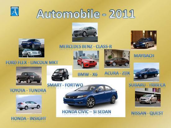Automobile - 2011