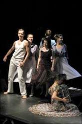 La Nouvelle Dulcinée - rôle de la Chanteuse de Cabaret