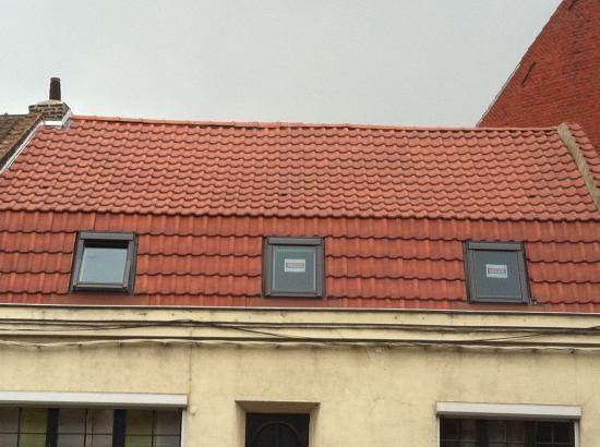 Toitures tuiles for Tuiles pour toiture maison
