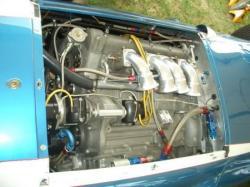 moteur Scarab desmo
