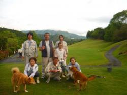Nuit au golf d'Ozu - Ozu