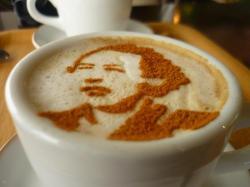 Drole de cafe... - Kochi
