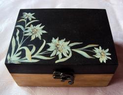 boite thé edelweiss
