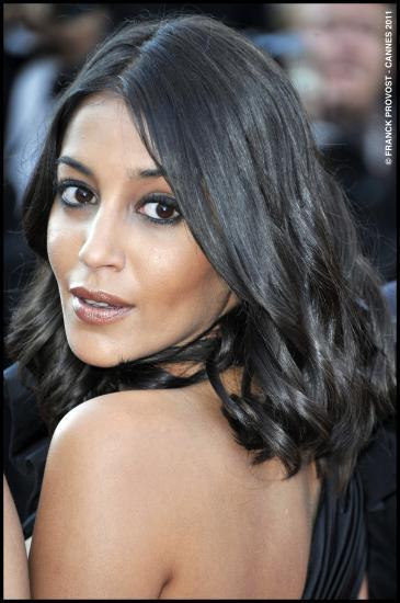 Leila bekhti couleur de cheveux