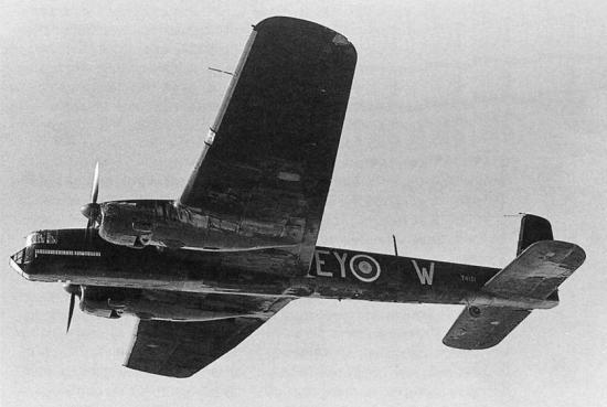 Whitley Sqn 78