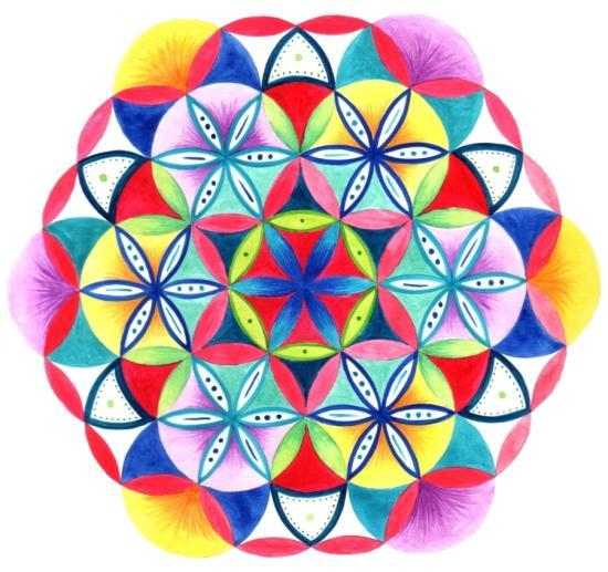 Ateliersstages Mandala Fleur De Vie