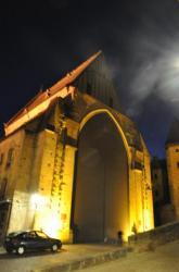 Porte monumentale des halles