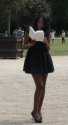 La lectrice de l'Hôtel de Ville