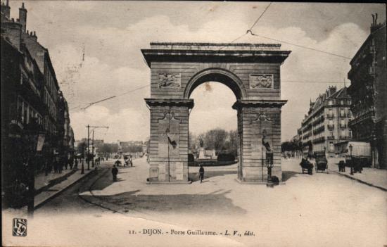 Dijon - Porte du diable dijon ...