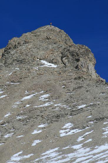 Petit Canaillou sur le Mont Pelat