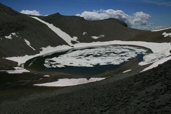 Lac des Garrets