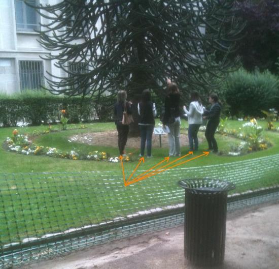 Le puy en voulais point le jardin henri vinay vu par l for Le jardin henri vinay