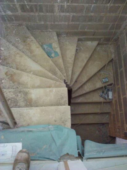 Escaliers b ton - Escalier beton colimacon ...