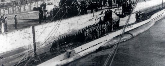 U-boot U-751