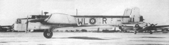 Whitley Mk VII