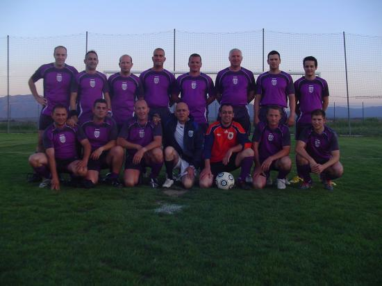 Equipe fin de saison 2011