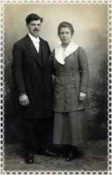 Mariage  le 24.04.1920