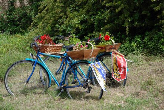 SAint Pompon fête le vélo