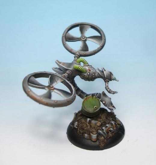 EDEN:ISC -Green Tonbo-