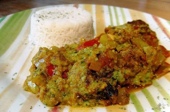 Courgettes Koftas