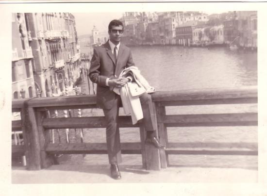 Venise et ses gondoles
