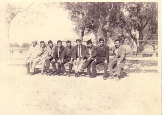 Barika Ecole du Centre