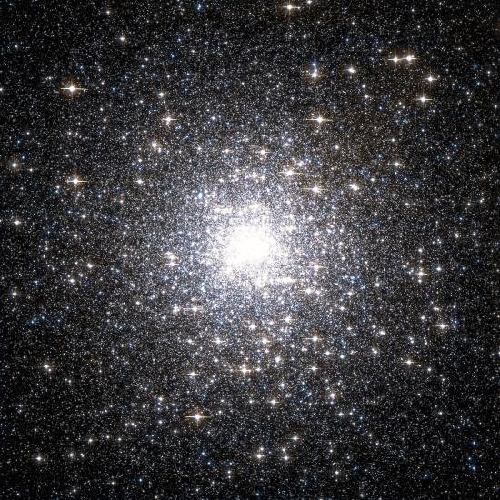 M15 (image prise par Hubble)