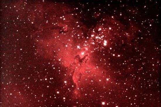 M16 (NGC 6611)