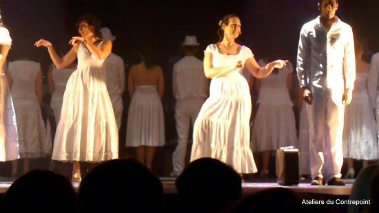 Les deux danseuses