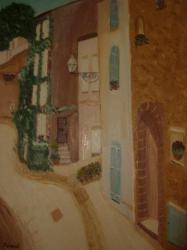 Une ruelle en provence