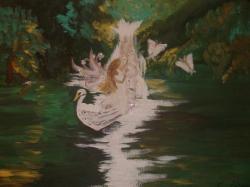 La fée du Lac
