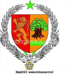 Emblème du pays