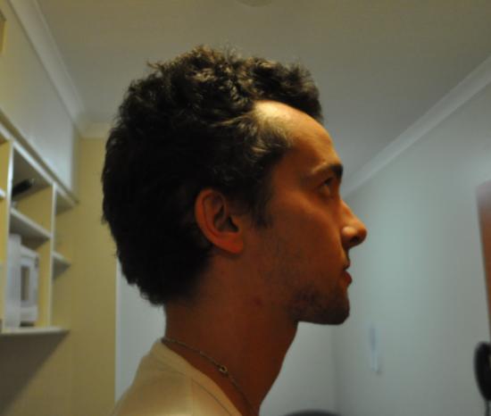 Cheuveux long