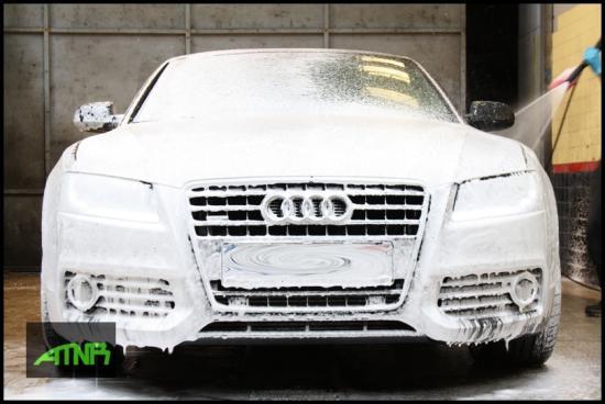 Rénovation Audi A5 3.0 TDI