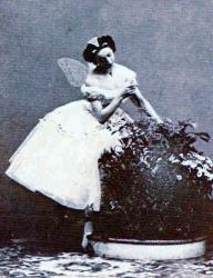 Le Papillon chorégraphie de Marie Taglioni