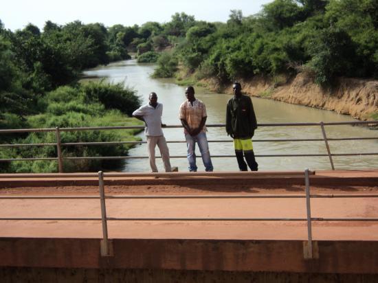 Le barrage de Lery