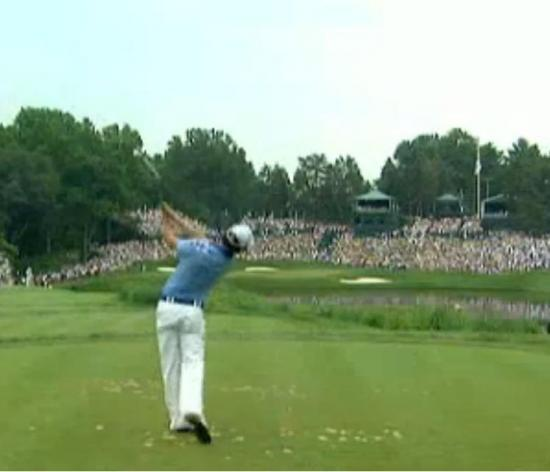 McIllroy rentre dans la légende du golf