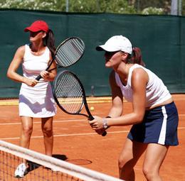 Faut il prendre des cours de tennis pour progresser for Un cours de tennis