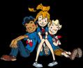 trois scouts