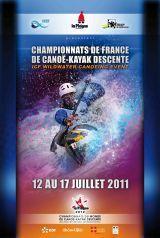 Championnats de France FFCK de Canoë-Kayak de Descente