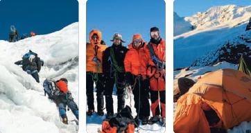 Aventures pour Alpinistes